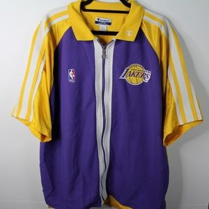 Vintage Kobe Bryant Warm Up Champion Basketball